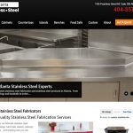 Stainless Steel Microsite