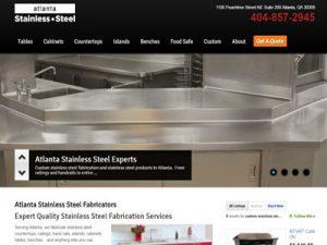 Stainless Steel Microsite
