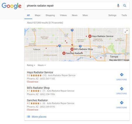 Google Maps Setup