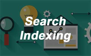 Search Indexing