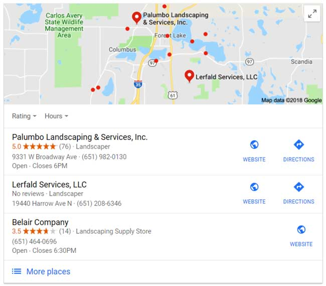 local reputation management and automated review solutions